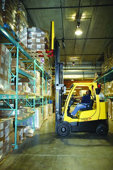 Lift Truck Tech: Trends Converge Around Labor Efficiencies ...