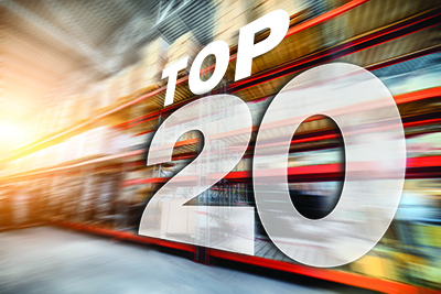 Top 20 Worldwide Materials Handling Systems Suppliers 2017