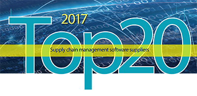 Top 20 Supply Chain Management Software Suppliers 2017 - Modern