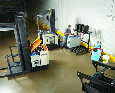 Sparks Toyota Service >> Crown Equipment opens new sales and service center in ...