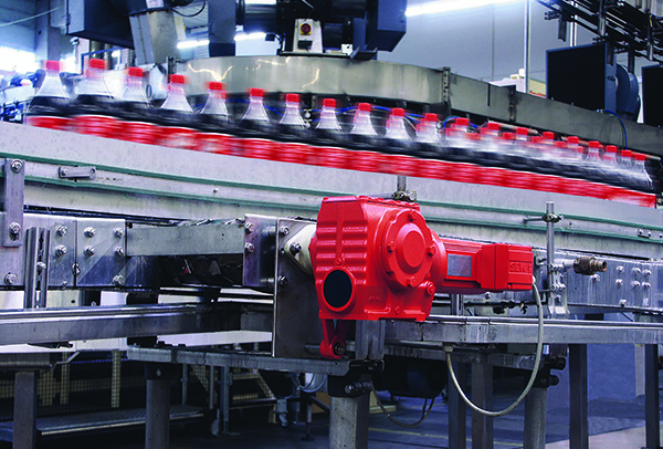 Conveyor Belt Power Transmission: Driven to greater