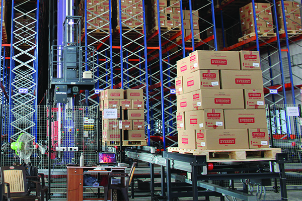 S narendrakumar & Co  Automates Its Operations - Supply Chain 24/7