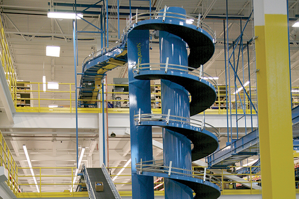 Conveyors A Method To The Maintenance Modern Materials