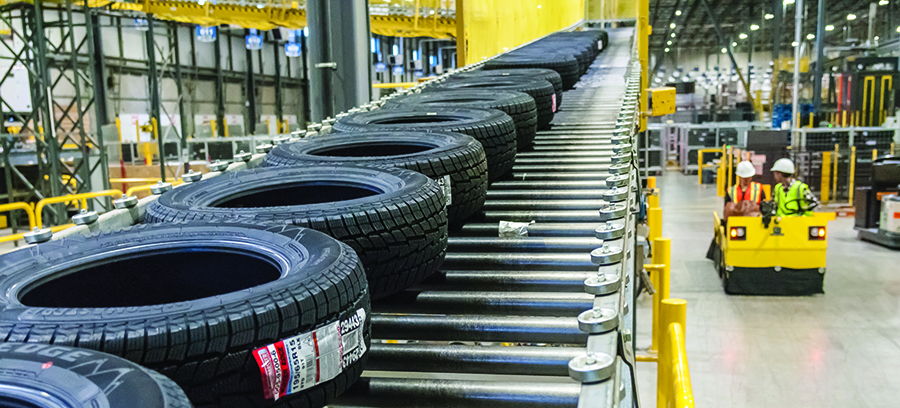 system report bulking   canadian tire supply chain management review