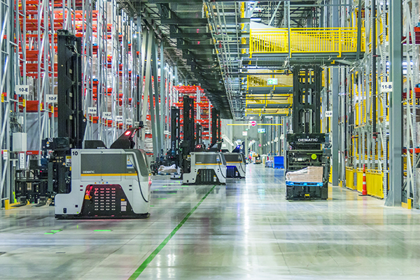 System Report: Bulking up at Canadian Tire - Logistics Management