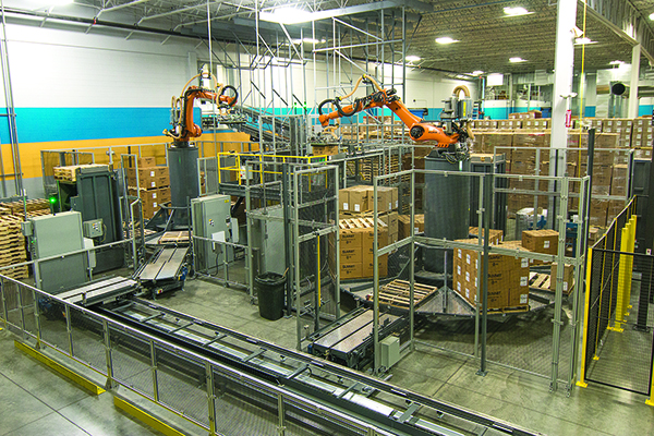 Solving the Palletizing Puzzle - Material Handling 24/7
