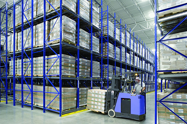 Add structure to your warehouse storage goals - Modern Materials
