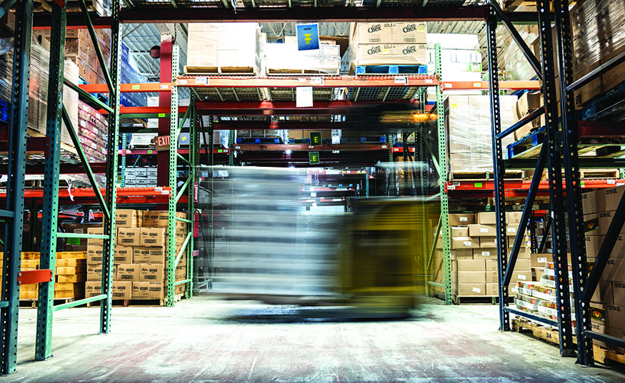 Pastrami, with technology on the side - Material Handling 24/7