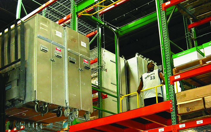 Guarding has your back - and more - Modern Materials Handling