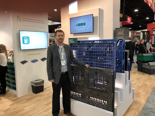 <p>ORBIS Corp.&#8216;s product manager, Ryan Roessler, discusses the benefits of the company&#8217;s plastic pallets.</p>