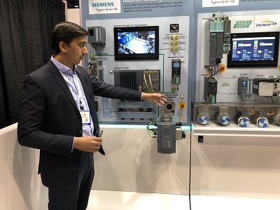 Siemens offers simulation tools and ease-of-use hardware upgrades
