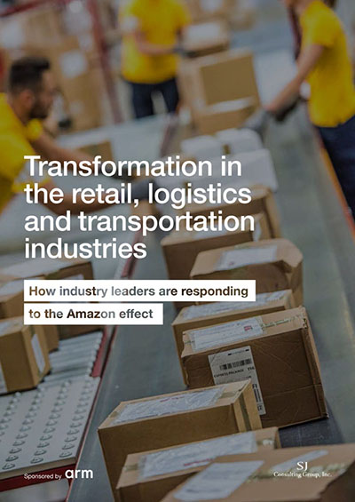Transformation in Retail, Logistics and Transportation
