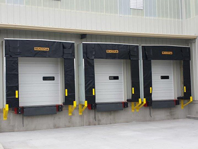 Beacon Dock Door Seals and Shelters can lower Energy Costs - Modern Materials Handling & Beacon Dock Door Seals and Shelters can lower Energy Costs - Modern ...