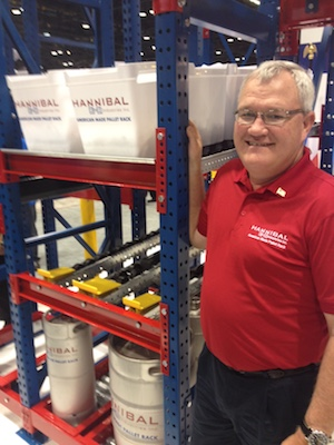 <p>Blanton Bartlett, president of Hannibal, said the company's recent growth has helped it add employees across its U.S. facilities.</p>