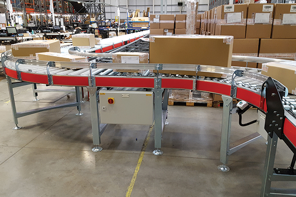 New conveyor increases efficiency and throughput - Supply Chain 24/7