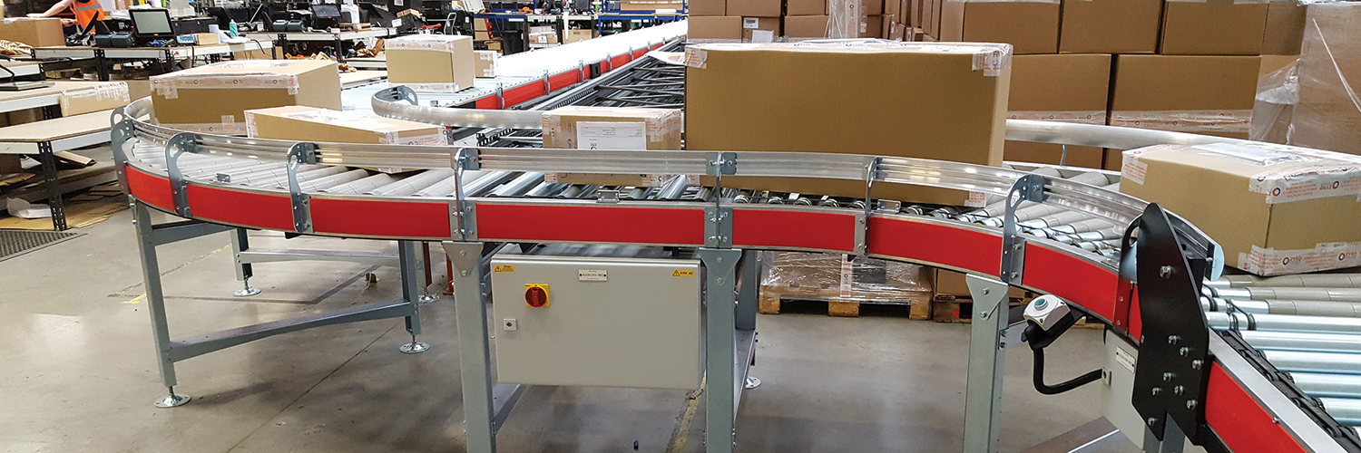 New conveyor increases efficiency and throughput - Material