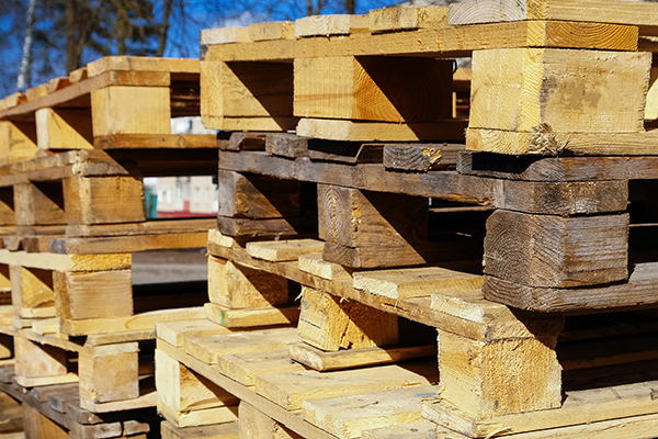 The Pallet Report: State of the pallet industry - Material