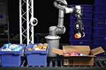 righthand robotics - Vision guided